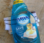 Use Dawn for more than just Dishes! Plus Giveaway!