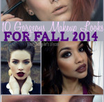10 Gorgeous Makeup Looks for Fall 2014