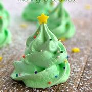 ChristmasTreeMeringues