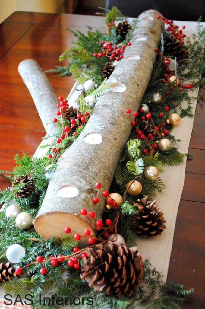 20 rustic christmas home decor ideas gorgeous rustic and nature inspired ideas for you