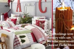 20 Rustic Christmas Home Decor Ideas