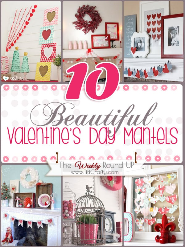 Beautiful-Valentines-Day-Mantels