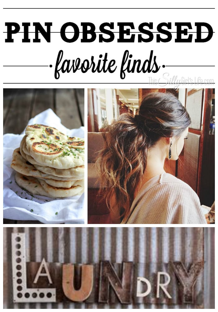 My favorite Pinterest finds from the last week on ThisSillyGirlsLife.com