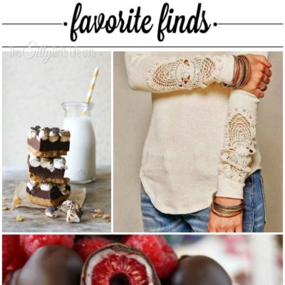Pin Obsessed: Favorite Finds