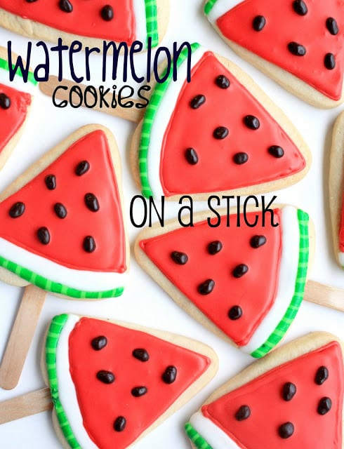 watermelon cookies 019