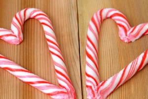 Candy Cane Hearts {contributor Havalah}