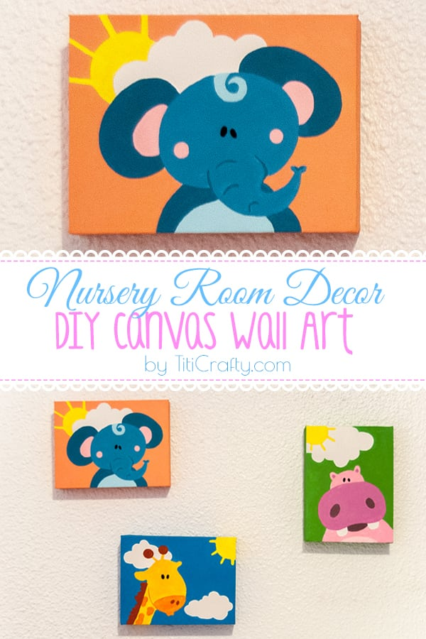 15 DIY Wall Art Ideas Page 2 Of 2 This Silly Girl 39 S Kitchen