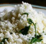Herbed Cauliflower Rice {contributor Rina}