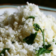 Simple Herbed Cauliflower Rice 1feature