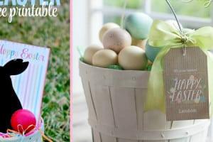 14 Free Easter Printables