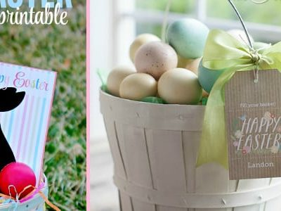 14 Free Easter Printables