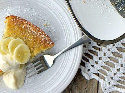 Banana Snacking Cake