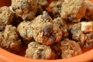 Peanut Butter Snack Balls {contributor Havalah}