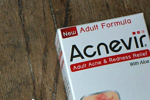Treating Adult Acne with Acnevir®