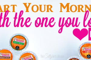 New Dunkin' Donuts® Coffee K-Cup® Pods