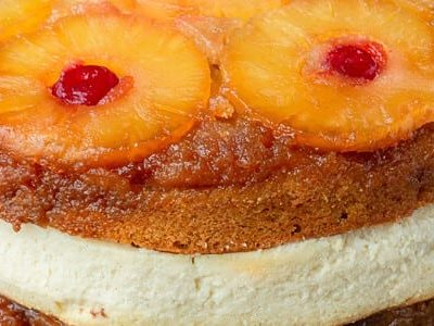 Pineapple Upside Down Cheesecake – Cheesecake Factory CopyCat