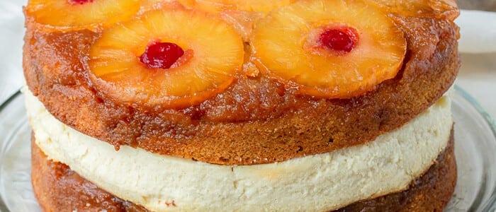 Pineapple Upside Down Cheesecake – Cheesecake Factory CopyCat