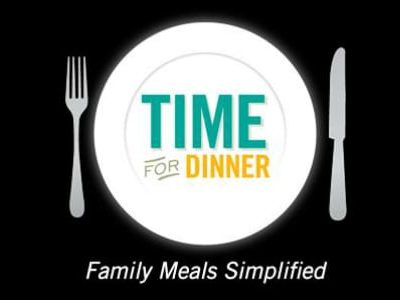 Time For Dinner Meal Planning