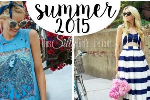 20 Womens Fashion Outfit Ideas | Summer 2015