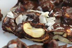 Chili Chocolate Bark {contributor Celeste}