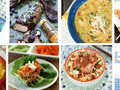 The Easy Dinner Recipes Meal Plan – Week 6