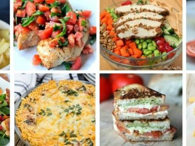 The Easy Dinner Recipes Meal Plan – Week 8