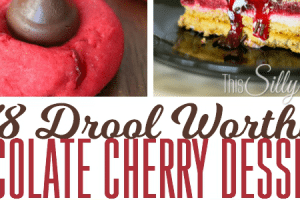 18 Drool Worthy Chocolate Cherry Desserts