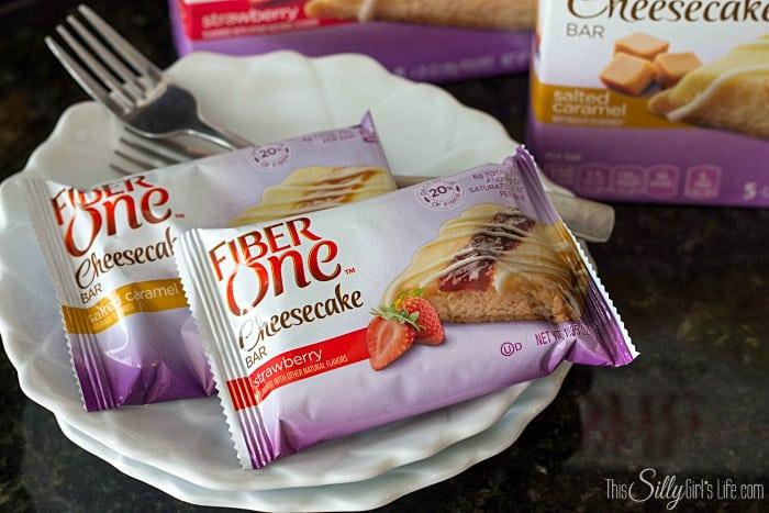 NEW! Fiber One Cheesecake Bars #FiberOneCheesecake #FiberOne #Cheesecake #ad @FiberOne