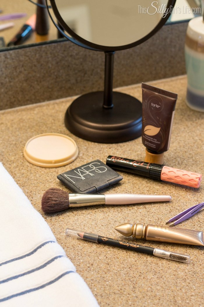 Bathroom Restyle with Target #stylereflush #ad