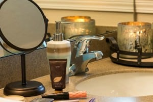 Bathroom Restyle with Target