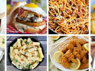 The Easy Dinner Recipes Meal Plan – Week 5