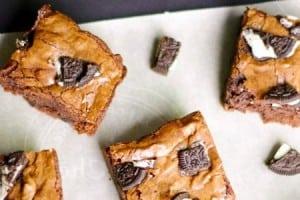 Oreo Brownies {contributor Alison}