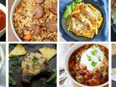 The Easy Dinner Recipes Meal Plan – Week 10