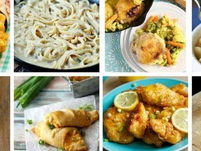 The Easy Dinner Recipes Meal Plan – Week 12