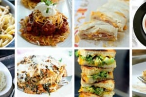 The Easy Dinner Recipes Meal Plan – Week 11