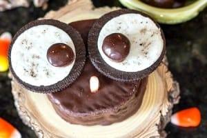 Owl Snack Cakes