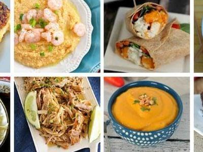 The Easy Dinner Recipes Meal Plan – Week 16