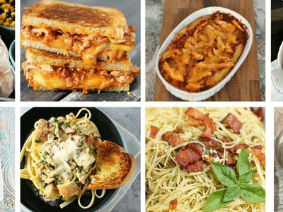The Easy Dinner Recipes Meal Plan – Week 13