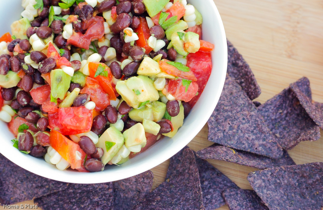 easy-pico-de-gallo-avocado-black-beans-corn-2