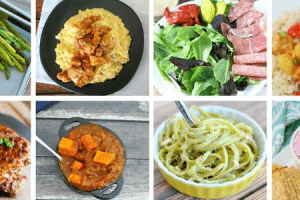 The Easy Dinner Recipes Meal Plan – Week 19