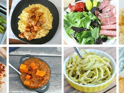 The Easy Dinner Recipes Meal Plan – Week 19