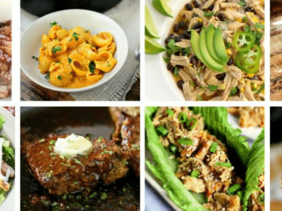 The Easy Dinner Recipes Meal Plan – Week 18