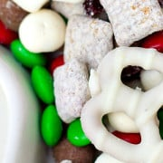 Winter Wonderland Trail Mix from This Silly Girls Kitchen-feature