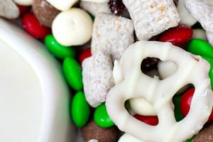 Christmas Trail Mix
