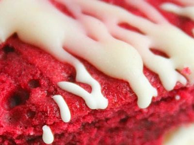 Mini Red Velvet Sandwich Cakes
