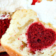 Surprise Inside Heart Cupcakes from This Silly Girls Kitchen-7feature