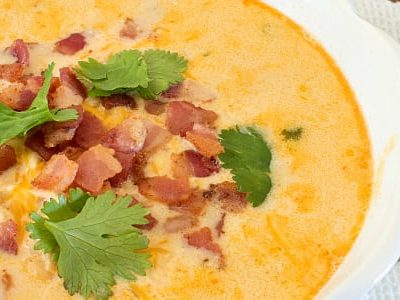 Chipotle Crack Chicken Soup