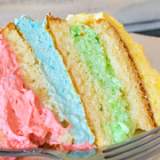 Rainbow Jello Cloud Cake from This Silly Girls Kitchen-8