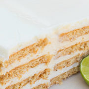 Key Lime Eclair Cake from This Silly Girls Kitchen-feature