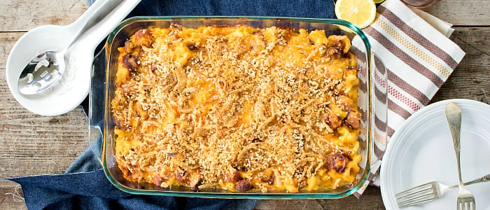 Chili Cheese Dog Mac and Cheese - This Silly Girl's Kitchen